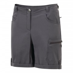 Dare2b Ladies Melodic Shorts Ebony Grey
