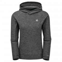 Dare2b Ladies Sprint City Hoody Ebony Grey