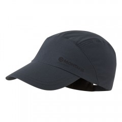 Montane Dyno Stretch Cap Black