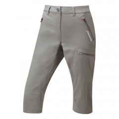 Montane Ladies Dyno Stretch Capri Pants Mercury