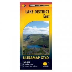HARVEYS LAKE DISTRICT EAST ULTRAMAP XT40
