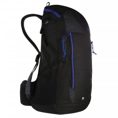 Regatta Blackfell 35L Black/Surfspray