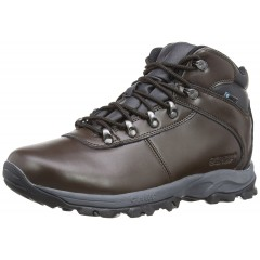 Hi-Tec Mens Eurotrek Waterproof Walking Boot