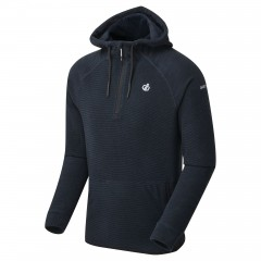 Dare2b Mens Forgo 1/2 Zip Hoody Fleece Outerspace Blue