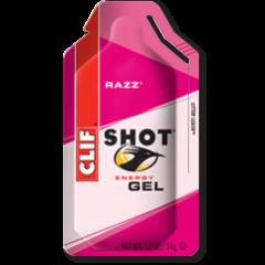 Clif Shot Gel - Razz (Raspberry)