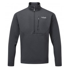Rab Mens Geon Pull-On Black/Steel Marl
