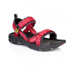 Source Ladies Gobi Sandals Red