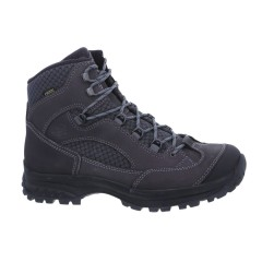 Hanwag Mens Banks II GTX Wide Asphalt/Black