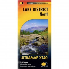 HARVEYS LAKE DISTRICT NORTH ULTRAMAP XT40