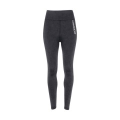Ascendancy Apparel Ladies Ignite Leggings Black Smoke