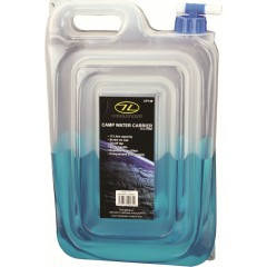 Highlander Flat Pack Water Carrier 13L