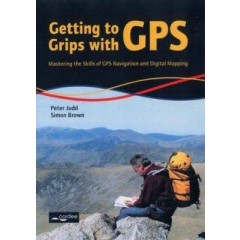 Getting to Grips With GPS Paperback by Peter Judd & Simon Brown
