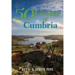 50 Gems of Cumbria by Beth & Steve Pipe
