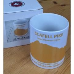 Peaks in Profile Scafell Pike Mug