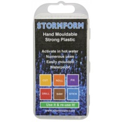 Storm Sure Hot Water Mouldable Plastic 70G Pack