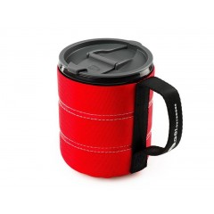 GSI Infinity Lightweight Backpackers Mug Red