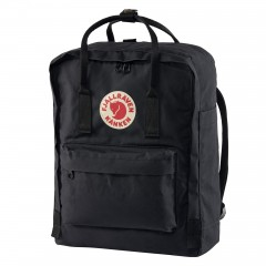 Fjällräven Kanken Backpack Black