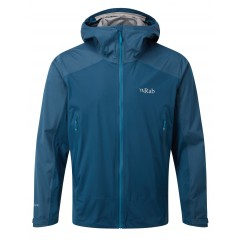 Rab Mens Kinetic Alpine Jacket Ink