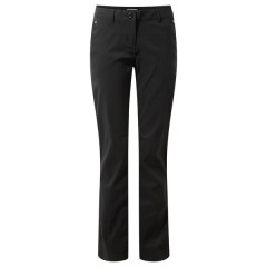 Craghoppers Ladies Kiwi Pro II Stretch Trousers Black