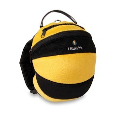 Littlelife Bee Toddler Backpack with Rein