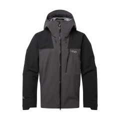 Rab Mens Ladakh GTX Jacket Black/Graphene