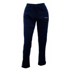 Regatta Ladies Soft Shell Trousers Black