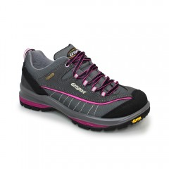 GriSport Lady Nova Walking Shoe Grey/Pink