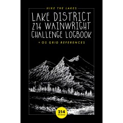 LAKE DISTRICT 214 WAINWRIGHT CHALLENGE LOG BOOK