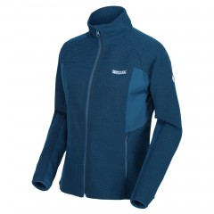 Regatta Ladies Highton Winter Fleece Blue Opal