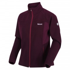 Regatta Ladies Highton Winter Fleece Prune