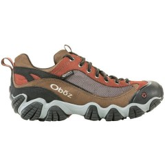 Oboz Mens Firebrand II Low BDry Earth