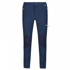 Regatta Mens Questra Softshell Trousers Nightfall/Navy
