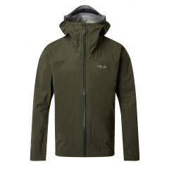 Rab Mens Meridian GTX Jacket Army