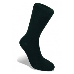 Bridgedale Mens Merino Liner Sock Black