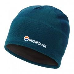 Montane Mens Logo Beanie Narwhal Blue