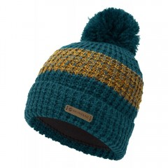 Montane Top Out Bobble Beanie Narwhal Blue