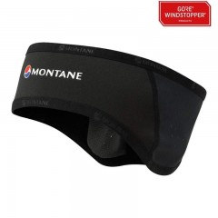 MONTANE WINDJAMMER ROCK HEADBAND BLACK