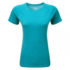 Montane Ladies Dart T-Shirt Blue Ridge
