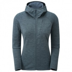 MONTANE LADIES PROTIUM HOODY CHARCOAL