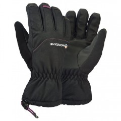 Montane Ladies Tundra Waterproof Winter Glove Black