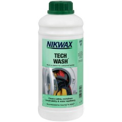 Nikwax Tech Wash 1L Bottle