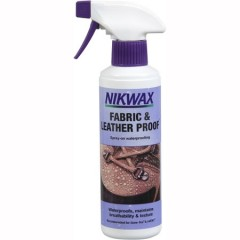 Nikwax Fabric & Leather 300ml Spray