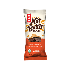 Clif Nut Butter Energy Bar- Chocolate & Peanut Butter