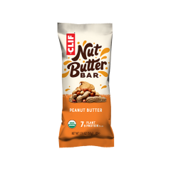 Clif Nut Butter Energy Bar - Peanut Butter