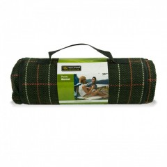 Highlander Picnic Blanket Green