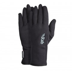 Rab Mens Powerstretch Pro Glove Black