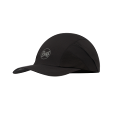 Buff Pro Run Cap R Solid Black