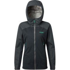 Rab Ladies Kinetic Alpine Jacket Beluga