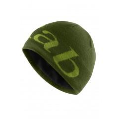 Rab Logo Beanie Army