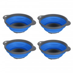 Regatta TPR Folding Bowls 4 Pack